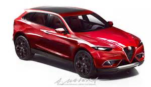 Alfa Romeo C Suv Alfa Romeo Suv In Produzione Nella Prima Parte 2016