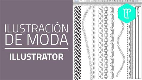 de cadenas y hombres pdf c 243 mo crear pinceles en illustrator para dise 241 o de moda