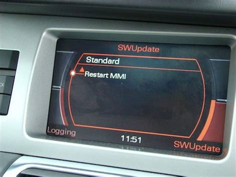 Audi A3 Mmi Firmware Update by Mmi 2g Software Update To Version 5570 Mr Fix Info