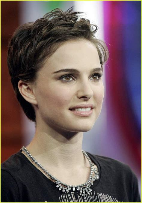 natalie portman short hair natalie portman trl natalie portman trl v for vendetta photos