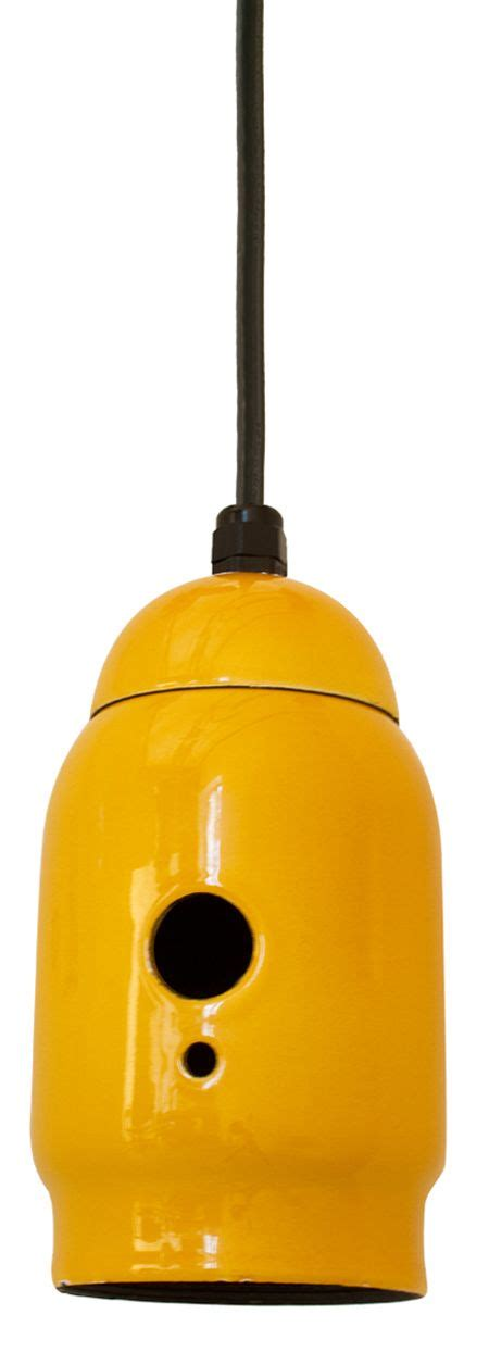 Barn Electric Ivanhoe Mig Porcelain Pendant Yellow Barnlightelectric Pendant Lighting