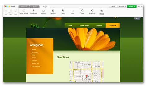 google zoho  launched   diy website
