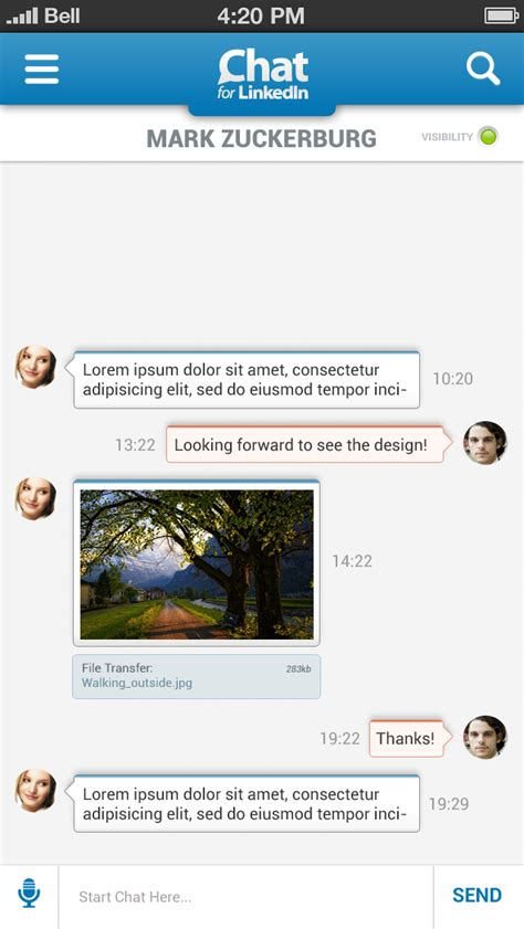 chat apps for android image gallery iphone chat apps