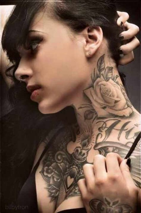 is getting a tattoo on your neck dangerous 90 excellent neck tattoos ideas designs