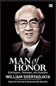 Buku 7 Of Honor indra sosrodjojo of honor