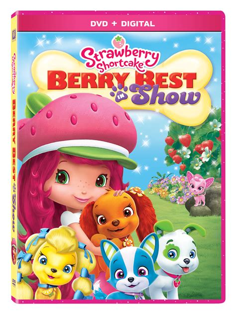 Strawberry Shortcake Giveaways - strawberry shortcake berry best in show giveaway april golightly