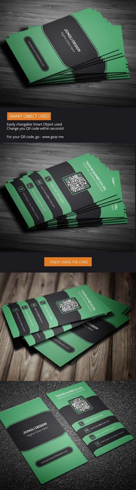 green card photoshop template 20 free printable templates for business cards