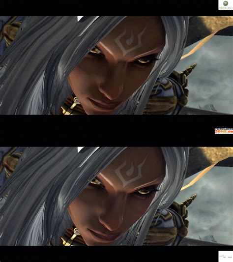 top ps3 graphics vs xbox360 darksiders graphic comparison xbox 360 vs ps3 n4g
