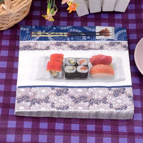 sushi decorations promotion shop for promotional