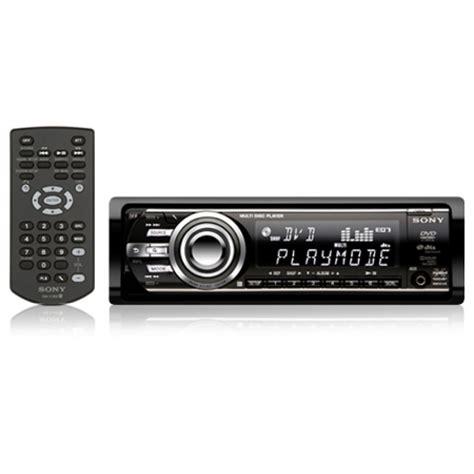 Sony Mex Dv1000 Audio Cd Mp3 Wma Dvd Player Mex Dv1000 From Sony Mex Dv2200 Sony In Dash Dvd Cd Mp3 Wma Receiver W Front Panel Aux Input Remote