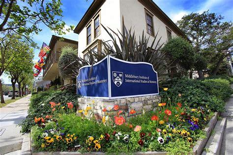 Monterey Institute Of International Studies Mba by Middlebury Institute Of International Studies At Monterey