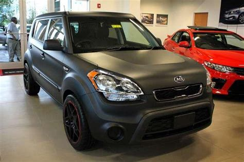 Matte Black Kia Forte Best 25 Kia Soul Accessories Ideas On Cup