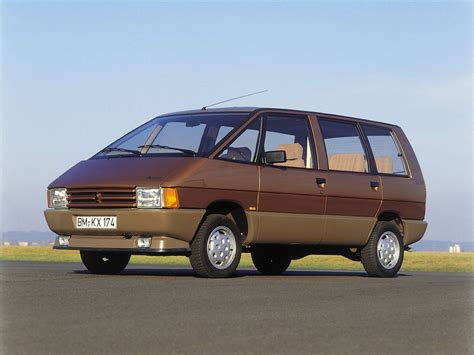 1984 renault espace your favourite car introduced in the year you were born
