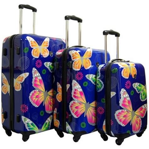 beautiful suitcases 11 cute and girly suitcases for sale