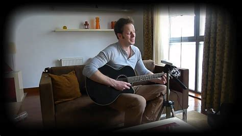 home michael buble acoustic cover
