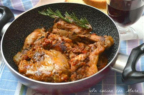 cucina toscana secondi piatti pollo alla cacciatora secondo piatto tipico della cucina