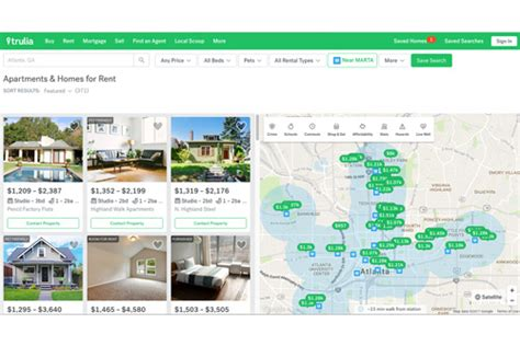 trulia blog trulia expands rent near transit feature to seven new