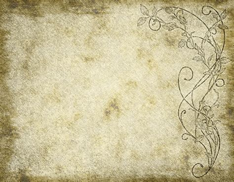 dirty vintage paper background powerpoint designs old paper texture with floral design www myfreetextures