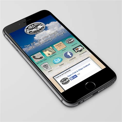 mobile mobile seafood restaurant mobile website 4 mobile