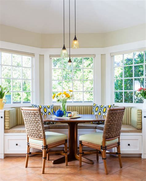 breakfast nooks breakfast nooks design tips and inspiration