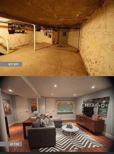 Best 25  Low ceiling basement ideas on Pinterest