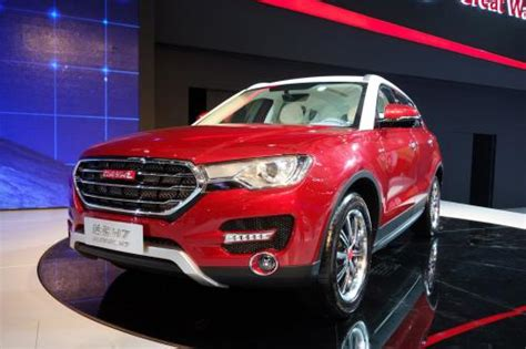 Haval Car Wallpaper Hd by Haval H7 Shanghai 2013 Hd Pictures Automobilesreview