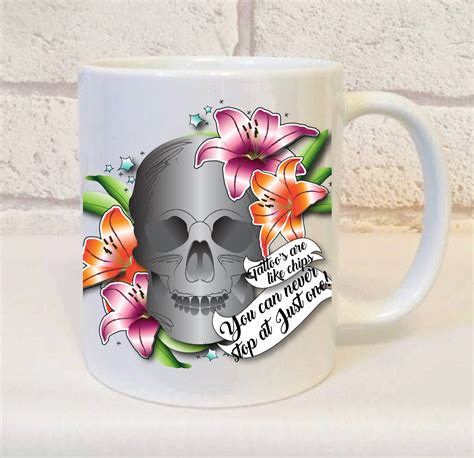 tattoo lover gift ideas tattoo lovers mug perfect gift for someone who loves