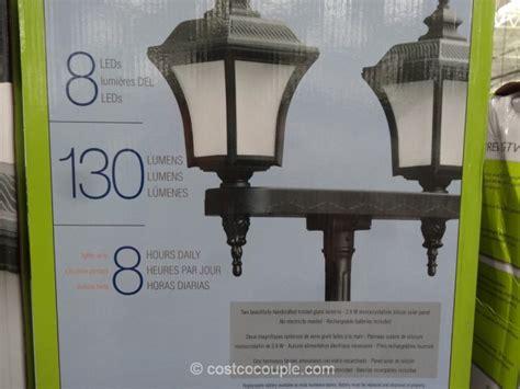 costco led l post outdoor post lights costco trend pixelmari com