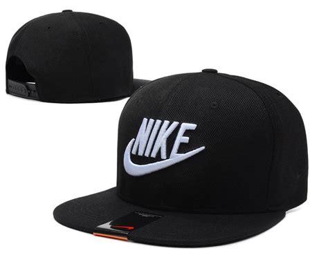 Topi Nike Snapback Black Original jual beli topi snapback nike black import baru