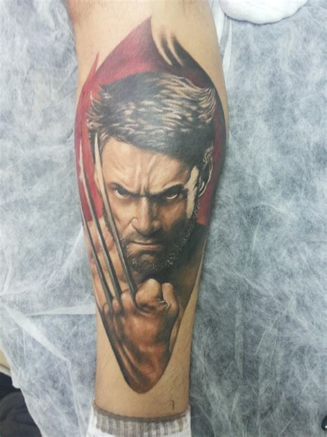 3d tattoo wolverine wolverine foto 7348 mundo das tatuagens