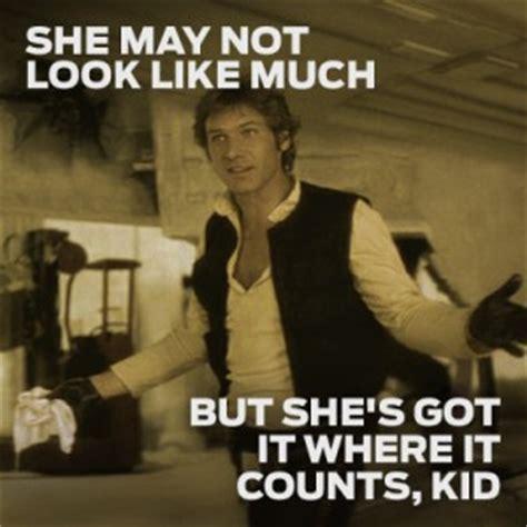 Han Solo Meme - millennium falcon quotes quotesgram