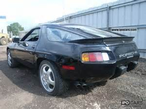 1986 Porsche 928s 1986 Porsche 928 Car Photo And Specs