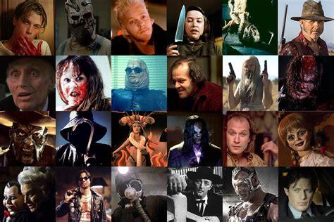 film villains quiz horror movie villains art www pixshark com images