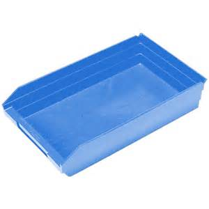 durable plastic shelf bins 11 5 8 quot l x 8 3 8 quot w x 4 quot h from