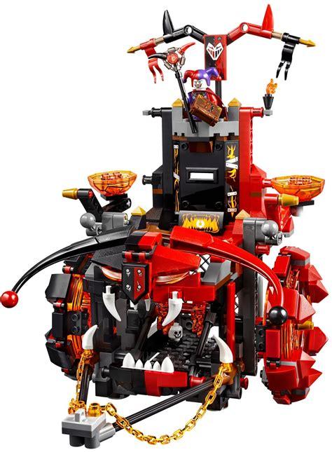 Lego 70316 Jestro S Evil Mobile Sparkks Buildable Figure lego 70316 jestro s evil mobile
