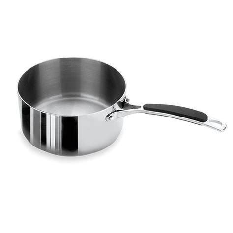Teflon Casserole 20 Cm casserole inox trimetal 20 cm casseroles mat 233 riel de