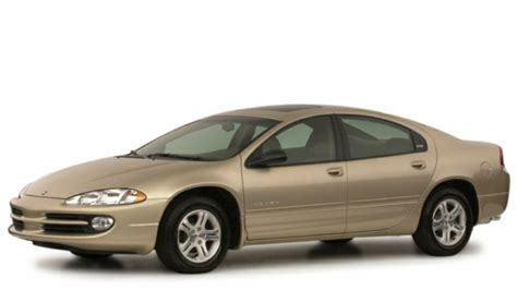 2000 dodge intrepid overview cars com