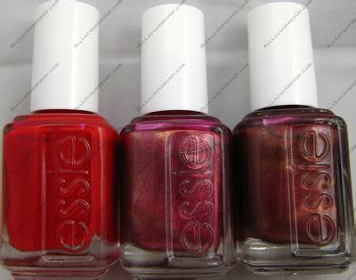 2007 From Essie by Essie Winter 2007 Preview All Lacquered Up All