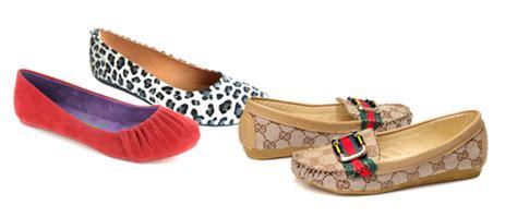 Flat Shoes Wanita 434 B model model sepatu pria dan wanita