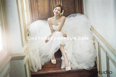 Set Premium Hanbok Asli Korea 4 korean wedding studio photography modern chic set