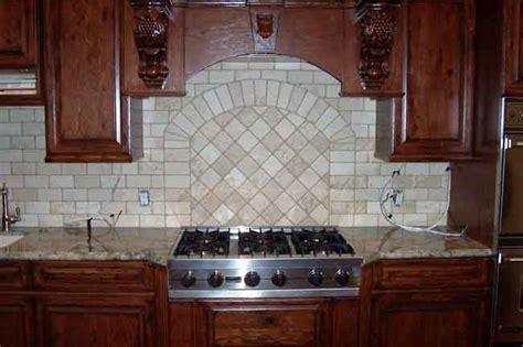 travertine brick backsplash 80 best images about kitchen backsplash on