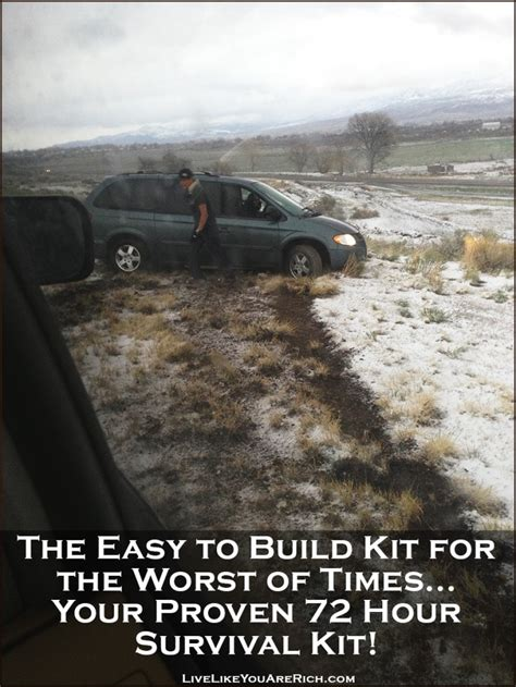 the easy to build kit for the worst of times your proven