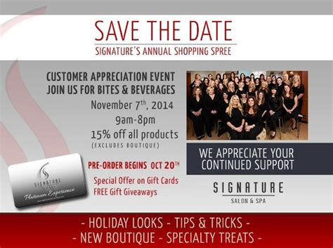 Salon Giveaway Ideas - 17 best images about signature salon spa on pinterest special gifts milwaukee and