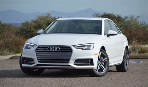 2017 audi a4 ultra achieves a mileage of 37 mpg on highway
