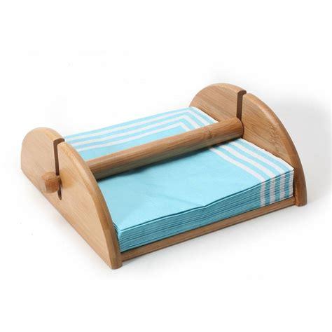 bamboo napkin holder oza family wood projects