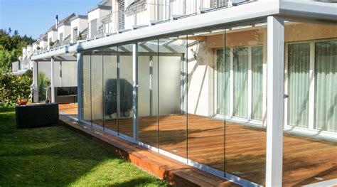 terrasse glasgeländer terrassenuberdachung bausatz glas terrassenuberdachung