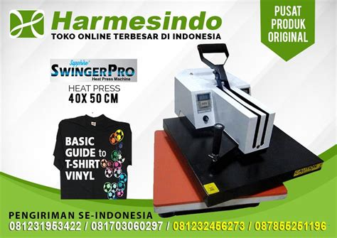 Topi 5in 1 jual mesin sablon baju digital 5 in 1 mesin press kaos