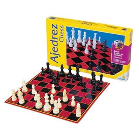 ajedrez para nios juegos 8498019540 juego de ajedrez cl 225 sico marca ronda para ni 241 os 8 a 241 os bs 35 000 00 en mercado libre