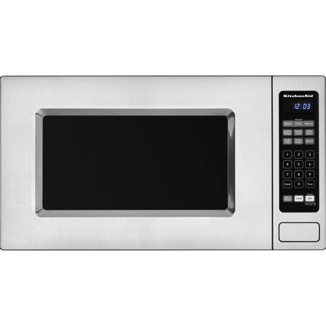 Kitchen Aid Countertop Microwave by Kitchenaid Kcms2055sss 2 0 Cu Ft Countertop