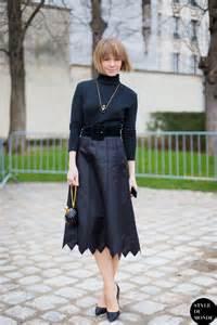 Paris Fashion Week Street-Style 2014